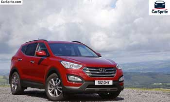 Hyundai Santa Fe 2018 prices and specifications in UAE | Car Sprite
