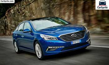 Hyundai Sonata 2019 prices and specifications in UAE | Car Sprite