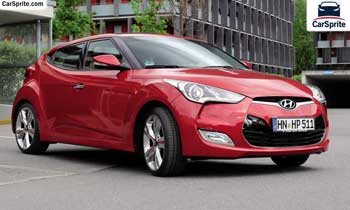 Hyundai Veloster 2019 prices and specifications in UAE | Car Sprite