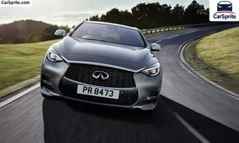 Infiniti Q30 2019 prices and specifications in UAE | Car Sprite