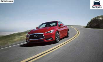 Infiniti Q60 Coupe 2019 prices and specifications in UAE | Car Sprite