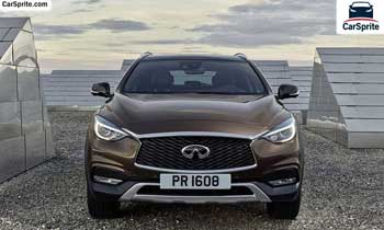 Infiniti QX30 2019 prices and specifications in UAE | Car Sprite