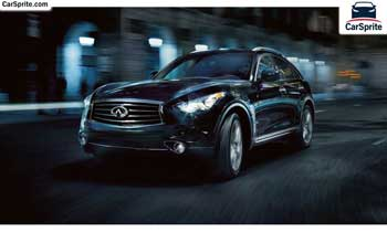 Infiniti QX70 2019 prices and specifications in UAE | Car Sprite