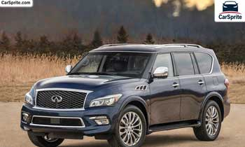 Infiniti QX80 2019 prices and specifications in UAE | Car Sprite