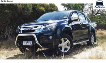 Isuzu D-MAX 2019 prices and specifications in UAE | Car Sprite