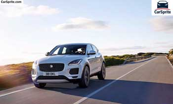 Jaguar E-Pace 2019 prices and specifications in UAE | Car Sprite