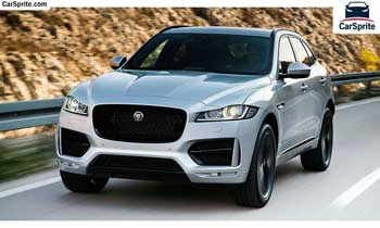 Jaguar F-Pace 2019 prices and specifications in UAE | Car Sprite