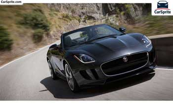 Jaguar F-Type Convertible 2019 prices and specifications in UAE | Car Sprite