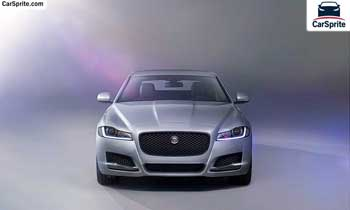 Jaguar XF 2019 prices and specifications in UAE | Car Sprite