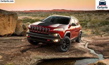 Jeep Cherokee 2018 prices and specifications in UAE | Car Sprite