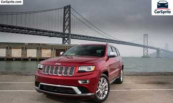 Jeep Grand Cherokee 2018 prices and specifications in UAE | Car Sprite