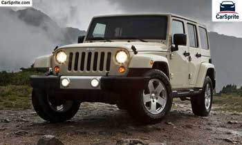 Jeep Wrangler 2018 prices and specifications in UAE | Car Sprite