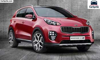 Kia Sportage 2018 prices and specifications in UAE | Car Sprite
