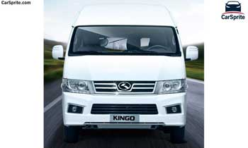 King Long Wide Body Passenger Van 2019 prices and specifications in UAE | Car Sprite