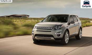 Land Rover Discovery Sport 2019 prices and specifications in UAE | Car Sprite