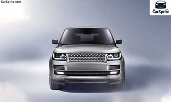 Land Rover Range Rover 2019 prices and specifications in UAE | Car Sprite