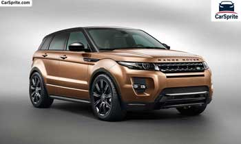 Land Rover Range Rover Evoque 2019 prices and specifications in UAE | Car Sprite
