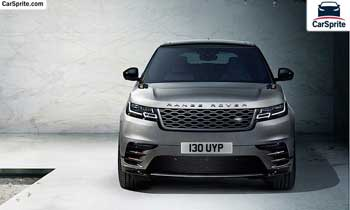 Land Rover Range Rover Velar 2019 prices and specifications in UAE | Car Sprite
