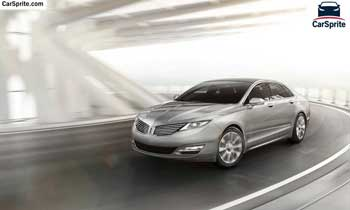 Lincoln MKZ 2019 prices and specifications in UAE | Car Sprite