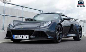 Lotus Exige 2019 prices and specifications in UAE | Car Sprite