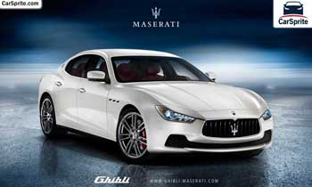 Maserati Ghibli 2019 prices and specifications in UAE | Car Sprite