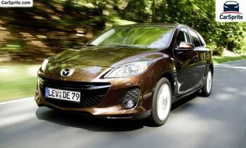 Mazda 3 Hatchback 2019 prices and specifications in UAE | Car Sprite