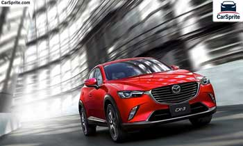 Mazda CX 3 2019 prices and specifications in UAE | Car Sprite