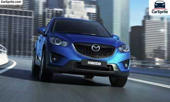 Mazda CX-5 2019 prices and specifications in UAE | Car Sprite