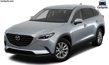 Mazda CX-9 2019 prices and specifications in UAE | Car Sprite