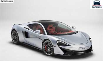 McLaren 570 GT 2019 prices and specifications in UAE | Car Sprite