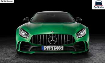 Mercedes Benz AMG GT 2019 prices and specifications in UAE | Car Sprite