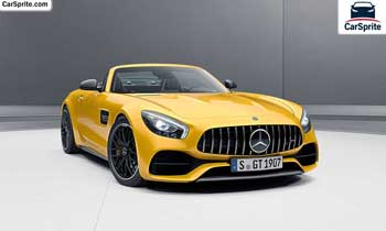 Mercedes Benz AMG GT Roadster 2019 prices and specifications in UAE | Car Sprite
