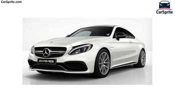 Mercedes Benz C 63 AMG Coupe 2019 prices and specifications in UAE | Car Sprite