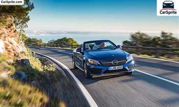 Mercedes Benz C Class Cabriolet 2019 prices and specifications in UAE | Car Sprite