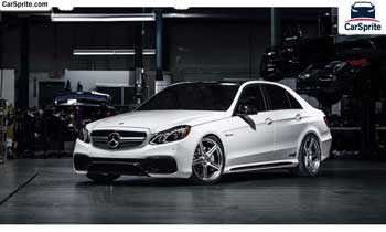 Mercedes Benz E 63 AMG 2019 prices and specifications in UAE | Car Sprite