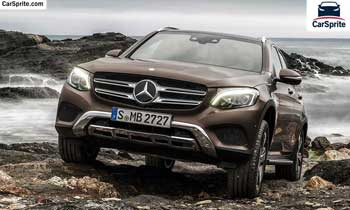 Mercedes Benz GLC-Class 2019 prices and specifications in UAE | Car Sprite