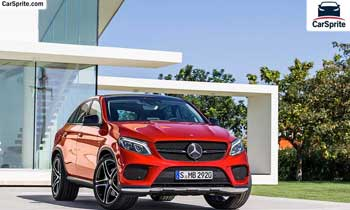 Mercedes Benz GLE Coupe 2019 prices and specifications in UAE | Car Sprite