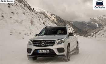 Mercedes Benz GLS 2019 prices and specifications in UAE | Car Sprite