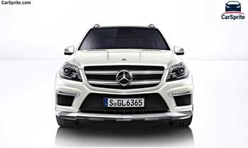 Mercedes Benz GLS 63 AMG 2019 prices and specifications in UAE | Car Sprite