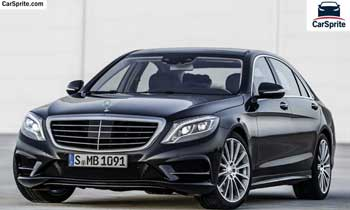 Mercedes Benz S-Class 2019 prices and specifications in UAE | Car Sprite