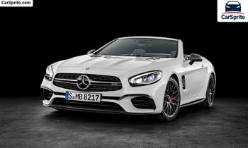 Mercedes Benz SL 63 AMG 2019 prices and specifications in UAE | Car Sprite