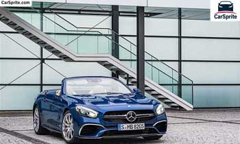 Mercedes Benz SL 65 AMG 2019 prices and specifications in UAE | Car Sprite