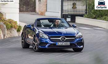 Mercedes Benz SLC 2019 prices and specifications in UAE | Car Sprite