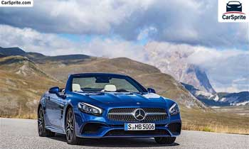 Mercedes Benz SL-Class 2018 prices and specifications in UAE | Car Sprite
