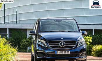 Mercedes Benz V Class 2019 prices and specifications in UAE | Car Sprite