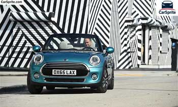 Mini Convertible 2019 prices and specifications in UAE | Car Sprite