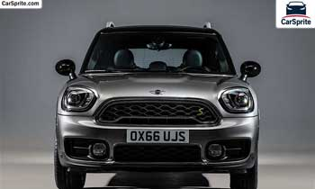 Mini Countryman 2019 prices and specifications in UAE | Car Sprite