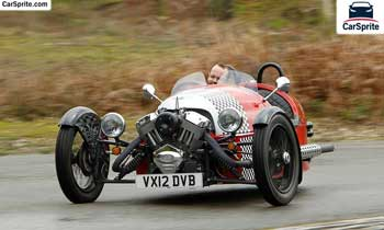 Morgan 3 Wheeler 2018 prices and specifications in UAE | Car Sprite