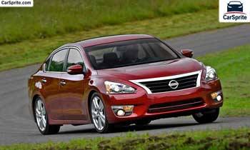 Nissan Altima 2019 prices and specifications in UAE | Car Sprite