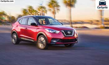 Nissan Kicks 2019 prices and specifications in UAE | Car Sprite